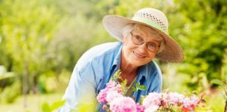 Gardening Improves Health