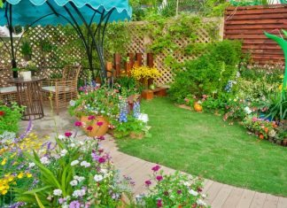 How To Section Off Your Garden
